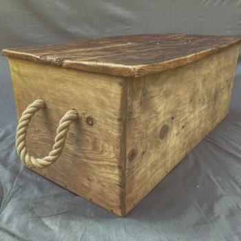 Rustic chest
